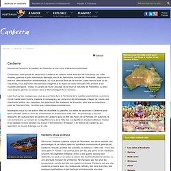 Canberra, Australie - Choses à faire