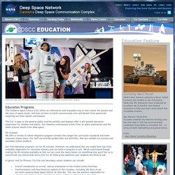 Canberra Deep Space Communication Complex - NASA's Deep Space Network