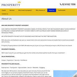 Property Investment 101 Canberra