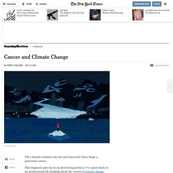 Cancer and Climate Change