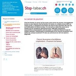 Cancer du poumon - Stop-tabac.ch