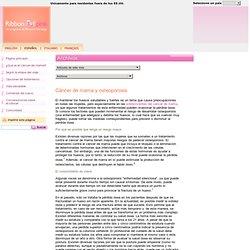Cáncer de mama y osteoporosis