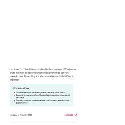 Dépistage du cancer du col de l'utérus : données 2016-2018 / Santé publique France, octobre 2020