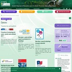 Cancers - CRES Paca