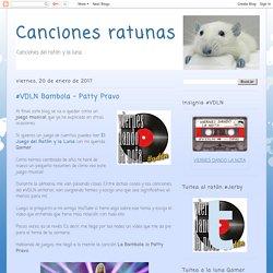 Canciones ratunas: #VDLN Bambola - Patty Pravo