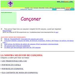 Cançoner