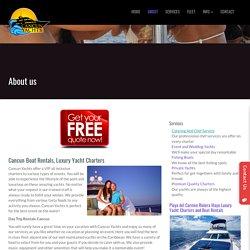 Cancun Luxury Rentals