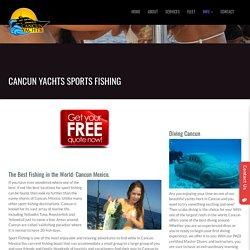 Cancun Sport Fishing Charters