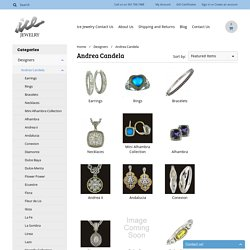 Andrea Candela Designer Jewelry from Spain