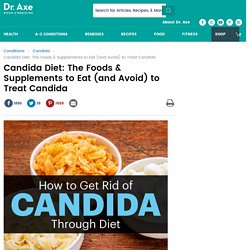 Candida Diet: The Foods & Supplements to Eat (and Avoid) to Treat Candida