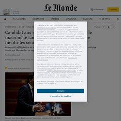 Candidat aux régionales en Ile-de-France, le macroniste Laurent Saint-Martin veut faire mentir les sondages