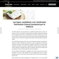 Las tapas, candidatas a ser nombradas Patrimonio Cultural Inmaterial por la UNESCO