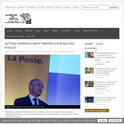 La Poste candidate à gérer l'identité numérique des Français
