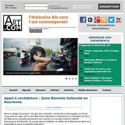 Appel à candidature : 2ème Biennale Culturelle en Maurienne