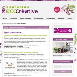 Pépinière eco-créative Bordeaux Chartrons