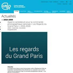 Appel à candidature pour la commande photographique nationale « Les Regards du Grand Paris », 2016-2026