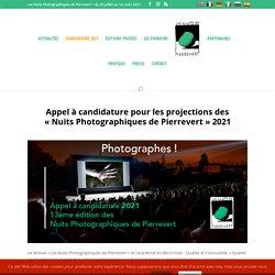 Les Nuits Photographiques de Pierrevert