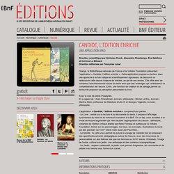 Candide, l'édition enrichie