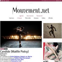 Candide (Maëlle Poésy)