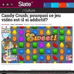 Candy Crush: pourquoi ce jeu vidéo est-il si addictif?