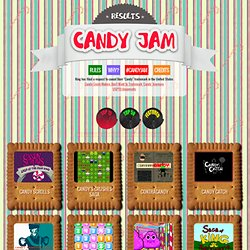 Candy Jam - itch.io