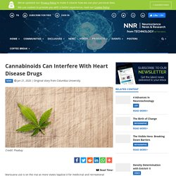 Cannabinoids Can Interfere With Heart Disease Drugs