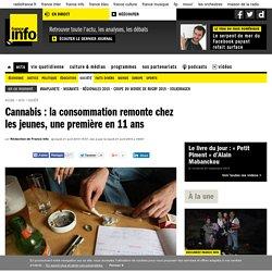Cannabis : la consommation remonte chez les jeunes, une première en 11 ans