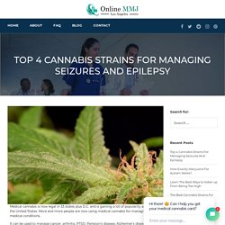 The Best Cannabis Strains For Epilepsy And Seizures
