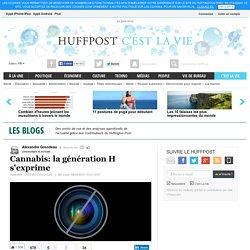 Cannabis: la génération H s'exprime