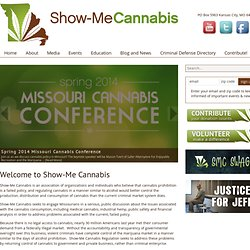 Show-Me Cannabis Regulation - Missourians for Cannabis Policy Reform