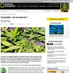 Cannabis : on en est où ?