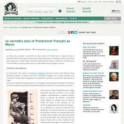 Le cannabis sous le Protectorat Français au Maroc