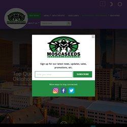 Cannabis Seeds in Oklahoma - MOSCA SEEDS