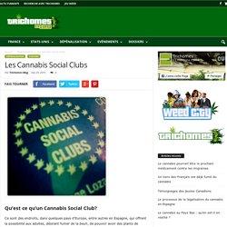 Les Cannabis Social Clubs