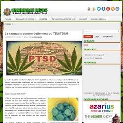 Le cannabis comme traitement du TDA/TDAH