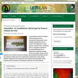 Cannabis : la troublante vérité que la France refuse de voir – LE BILAN