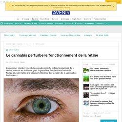 Le cannabis à l'origine de troubles oculaires ?