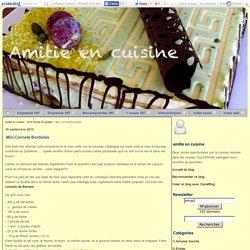 Mini Cannelé Bordelais - amitie en cuisine