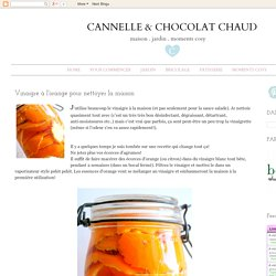 Cannelle et Chocolat Chaud - Home and Garden