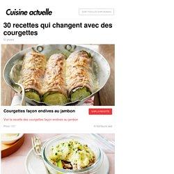 Risotto aux courgettes - 30 recettes qui changent avec des courgettes -