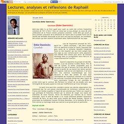 Cannibale (Didier Daeninckx) - Lectures, analyses et réflexions de Raphaël
