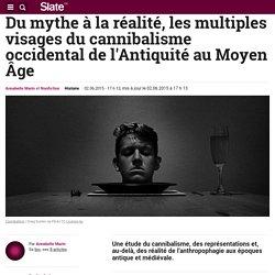 Du mythe à la réalité, les multiples visages du cannibalisme occidental de l'Antiquité au Moyen Âge