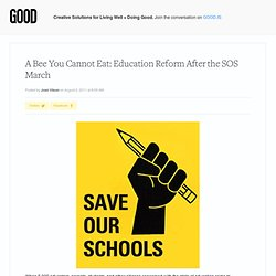 JOSÉ VILSON: Teachers Take to the Streets: Education Reform After the SOS March
