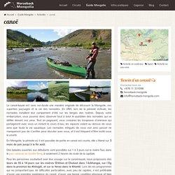 Guide touristique de la Mongolie