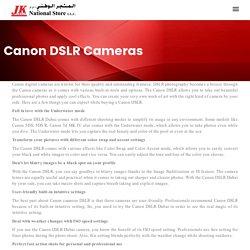 Camera Shops In Dubai