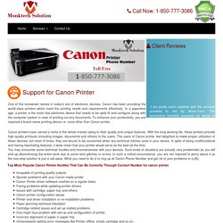 Get live solution on call @canon contact number 1-806-576-2614