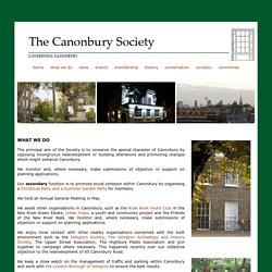 Canonbury Society Islington