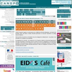 CDDP 64 : Accueil