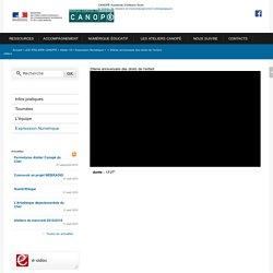 CANOPÉ Académie d'Orléans-Tours-vidéos