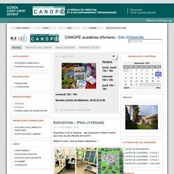 CANOPÉ Antenne d'Abbeville